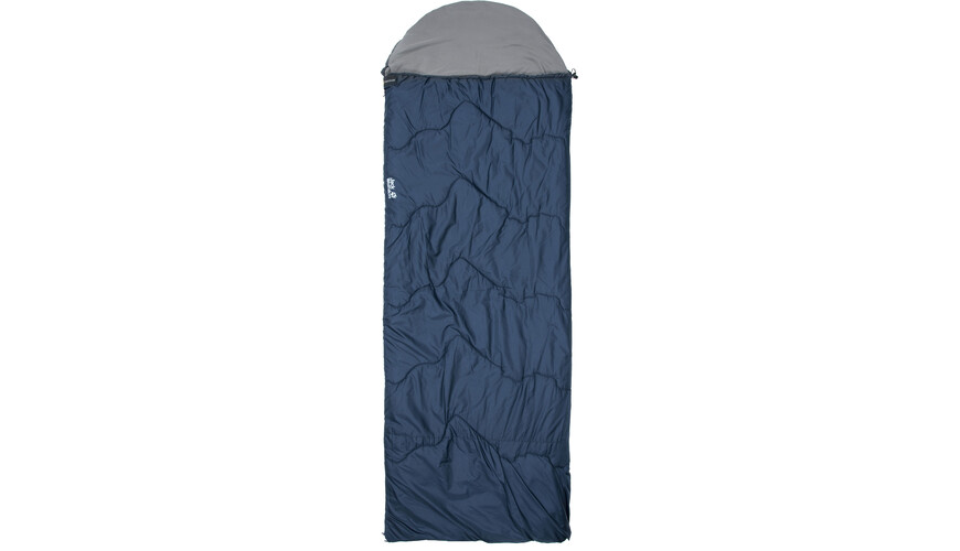 Jack Wolfskin Beautiful South +5 Sleeping Bag basic navy